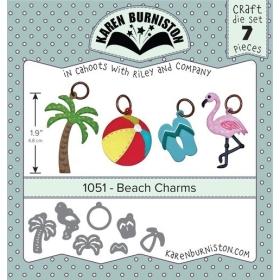 Mal 1051 - Beach Charms ( Pre-order, leverbaar begin juni )