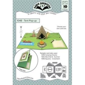 Mal 1048 - Tent Pop-Up ( Pre-order, leverbaar begin juni )