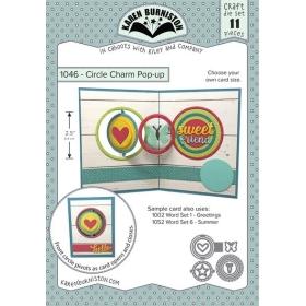 Mal 1046 - Circle Charm Pop Up ( Pre-order, leverbaar begin juni )