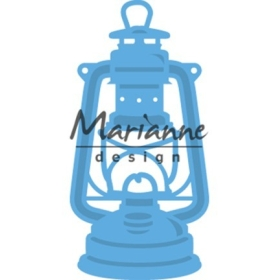 LR0533 - Hurricane Lamp
