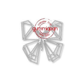 Origami Butterfly Die