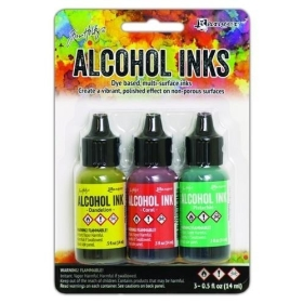 Key West Alcohol Ink