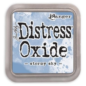 Distress Oxide Stormy Sky ( Let op!! Pre-order, binnenkort leverbaar!! )