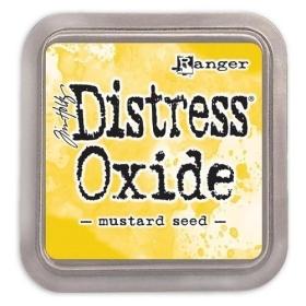 Distress Oxide Mustard Seed ( Let op!! Pre-order, binnenkort leverbaar!! )