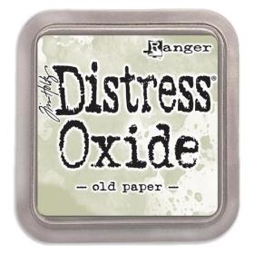 Distress Oxide Old Paper ( Let op!! Pre-order, binnenkort leverbaar!! )