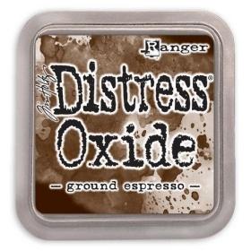 Distress Oxide Ground Espresso ( Let op!! Pre-order, binnenkort leverbaar!! )