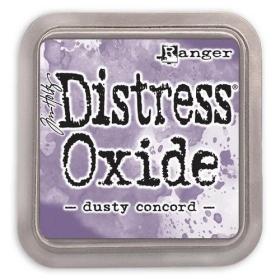 Distress Oxide Dusty Concord ( Let op!! Pre-order, binnenkort leverbaar!! )
