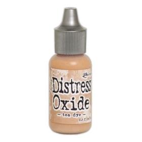 Distress Oxide Refill Tea Dye ( Let op!! Pre-order, binnenkort leverbaar!! )