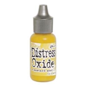 Distress Oxide Refill Mustard Seed ( Let op!! Pre-order, binnenkort leverbaar!! )