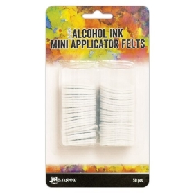 Alcohol Ink Mini Applicator Felts