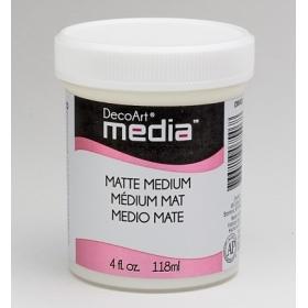 Matte Medium Clear
