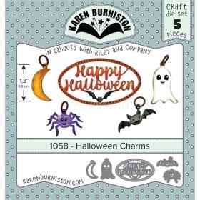 Mal 1058 - Halloween Charms