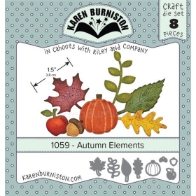 Mal 1059 - Autumn Elements ( Leverbaar rond 11 sept. )