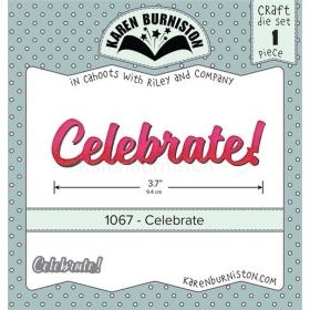 Mal 1067 - Celebrate ( Leverbaar rond 11 sept. )