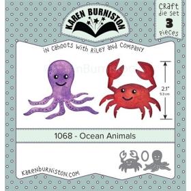 Mal 1068 - Ocean Animals