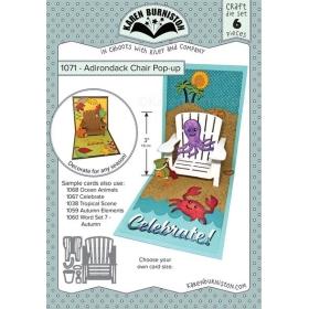 Mal 1071 - Adirondack Chair Pop-up ( Leverbaar rond 11 sept. )