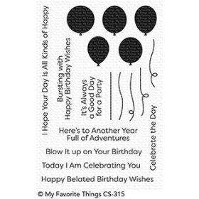 Bundle of Balloons Stamps