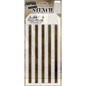 Shifter Stripes Layering Stencil Nr. 108