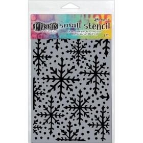 Snowflake Stencil Small