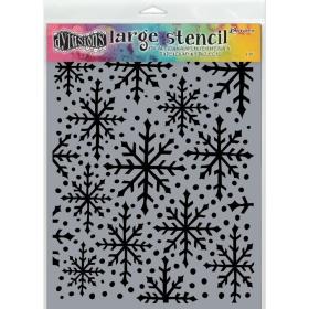 Snowflake Stencil Large