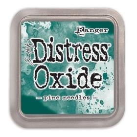 Distress Oxide Pine Needles