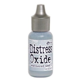 Distress Oxide Refills Weathered Wood