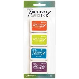 Wendy Vecchi Mini Archival Ink Pads Set 6