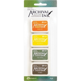 Wendy Vecchi Mini Archival Ink Pads Set 5