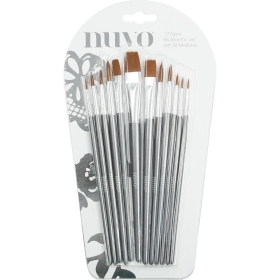 Nuvo Paint Brushes