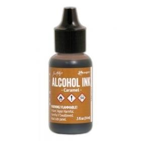 Caramel (Alcohol Ink)