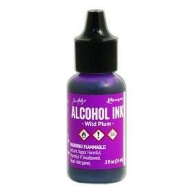 Wild Plum (Alcohol Ink)