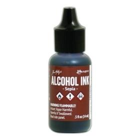 Sepia (Alcohol Ink)