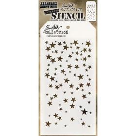 Falling Stars Layering Stencil