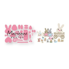 COL1463 - Eline's Baby Bunny