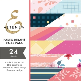 Pastel Dreams 6x6 Paper Pack