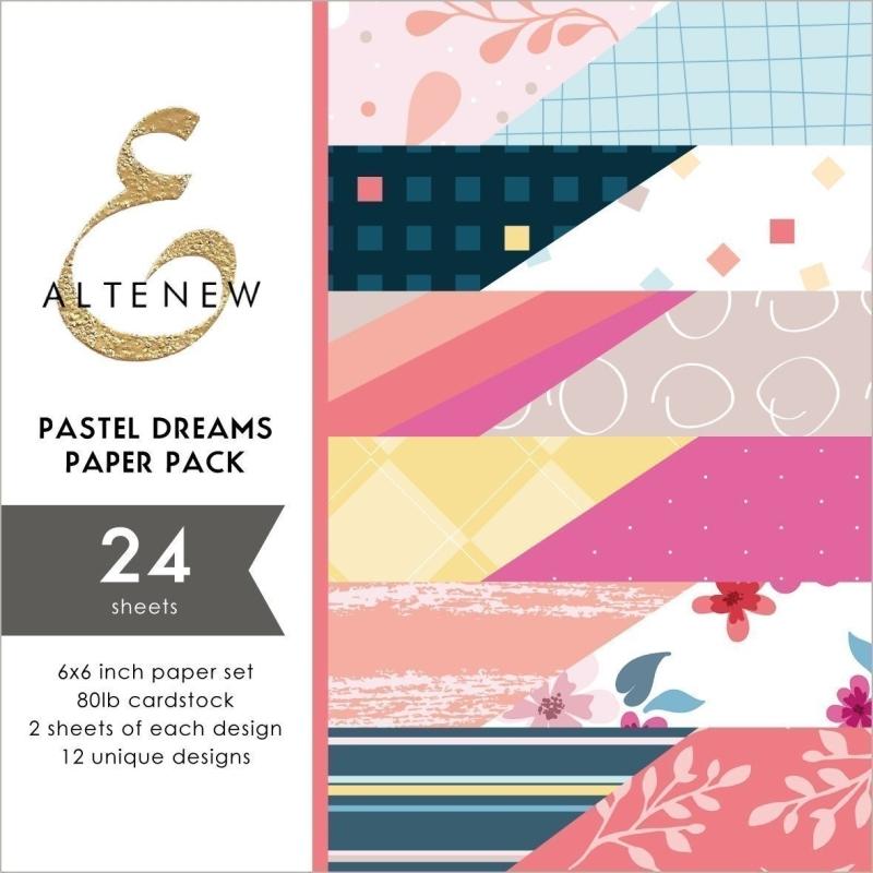 Pastel Dreams 6x6 Paper Pack