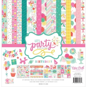 Let's Party 12 x 12 Collection Kit