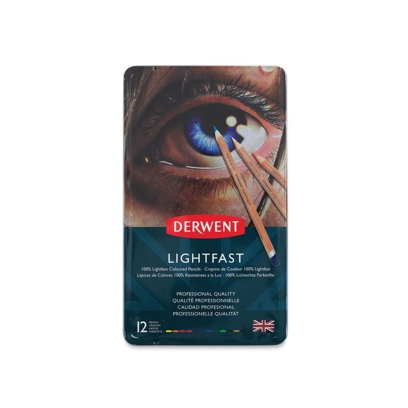 Light Fast Potloden Set 12