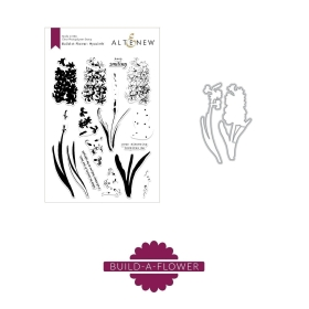Hyacinth Clear Stamps