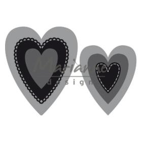 CR1461 - Nest Die Hearts (M)