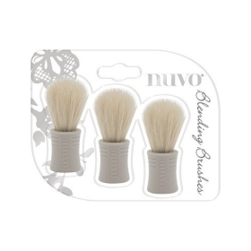 Nuvo Blending Brushes 3 st.