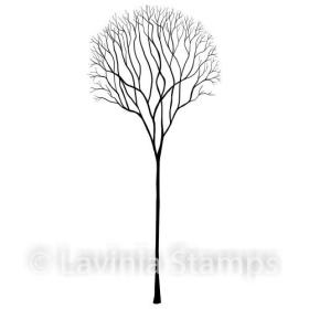 Single Skeleton Tree Clearstamp