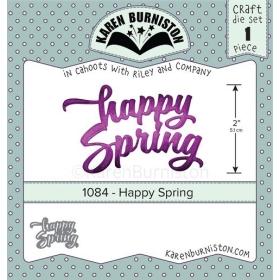 Mal 1084 - Happy Spring
