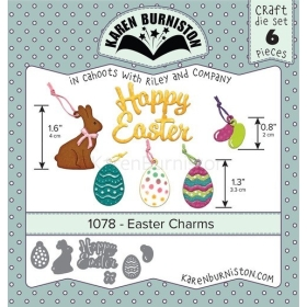 Mal 1078 - Easter Charms