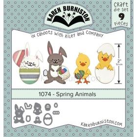 Mal 1074 - Spring Animals