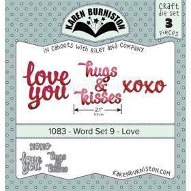 Mal 1083 - Word Set 9 - Love