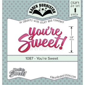 Mal 1087 - You're Sweet
