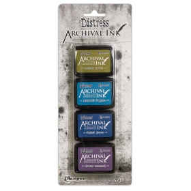 Distress Archival Mini Ink Kit