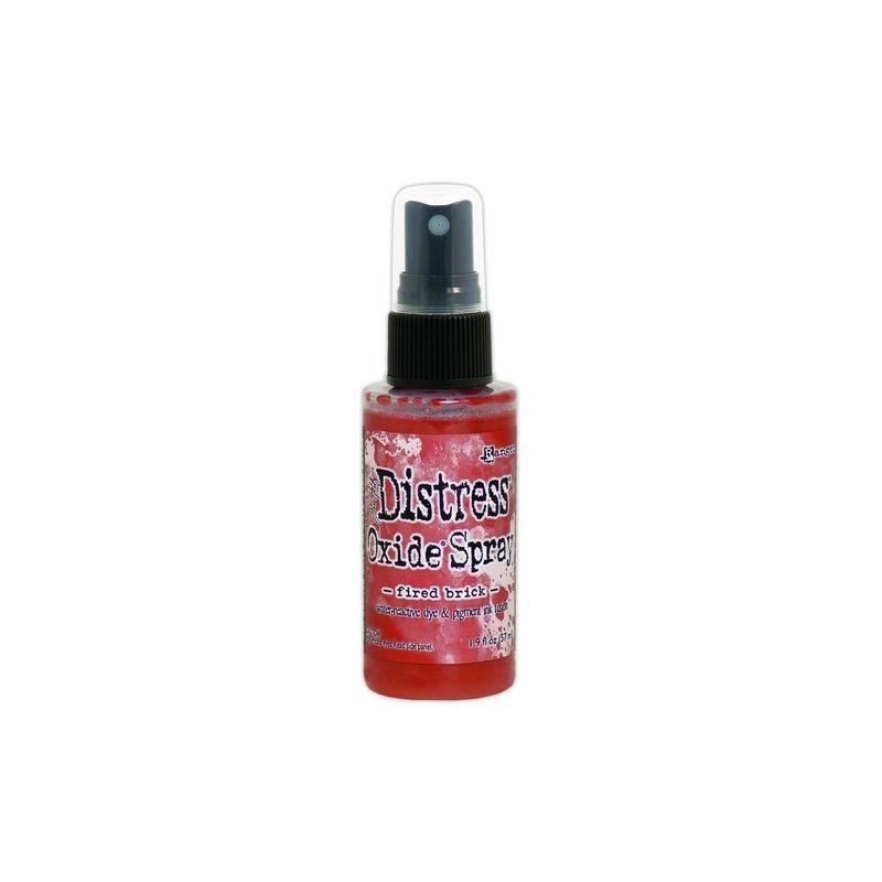 Oxide Spray - Fired Brick