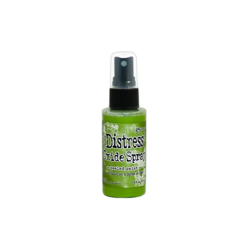 Oxide Spray - Peeled Paint